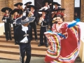 Mariachi Australia full band with dancer